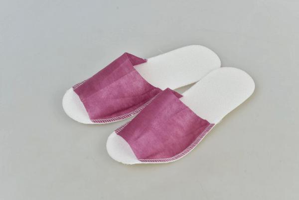 Тапочки с открытым носком 1 пара