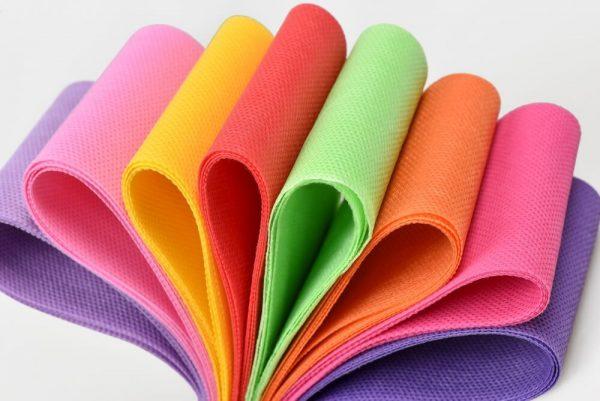 Полоски для депиляции цветные 100 шт Panni Mlada