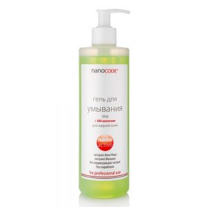 Гель для умывания лица с АНА кислотами NANOCODE 500 мл