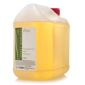 Массажное масло Сладкого миндаля La Grace 3000 мл