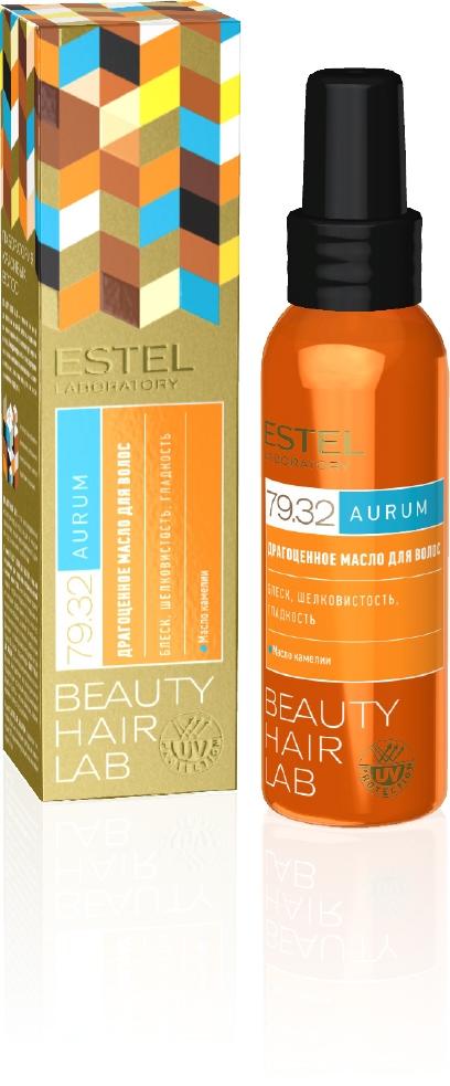 Драгоценное масло для волос ЭСТЕЛЬ BEAUTY HAIR LAB AURUM 100 мл