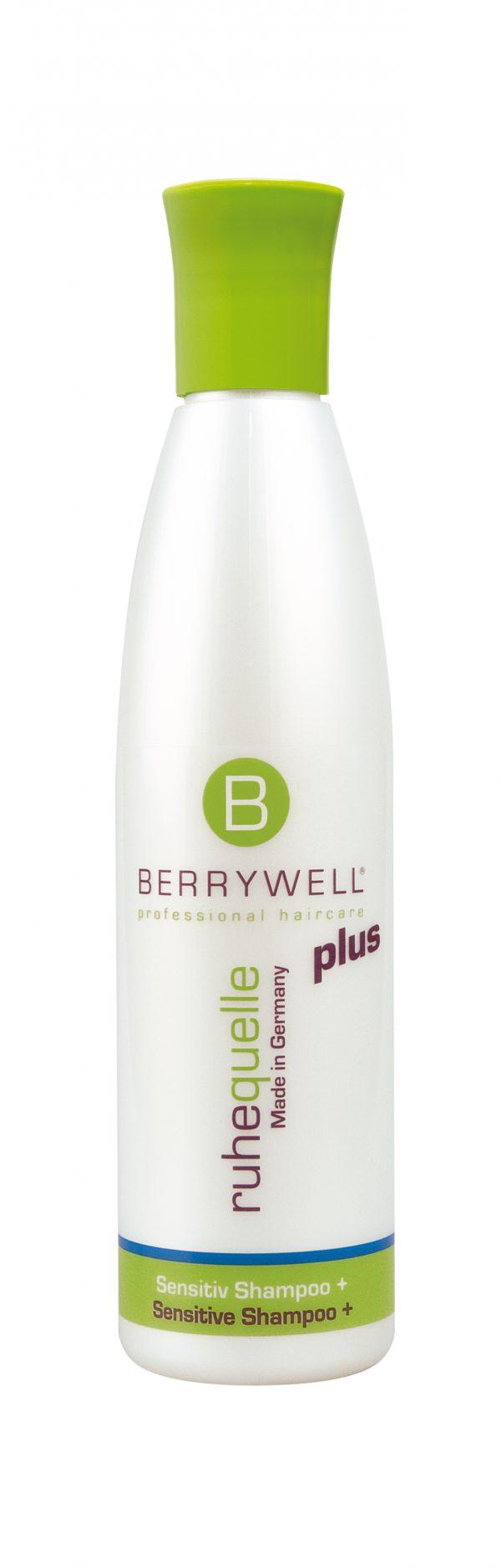 Шампунь для чувствительной кожи головы BerryWell