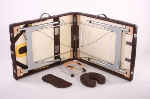 Стол массажный деревянный модель ELITE