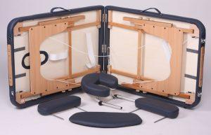 Стол массажный деревянный модель CLASSIC
