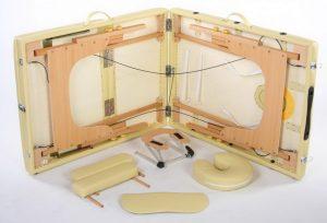 Стол массажный деревянный модель PRESTIGE