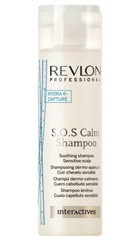 Шампунь нежный и успокаивающий Revlon Professional Interactives S.O.S. Calm Shampoo