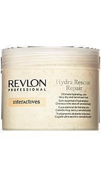 Средство увлажняющее термо-восстанавливающее Revlon Professional Interactives Hydra Rescue Repair 450 мл