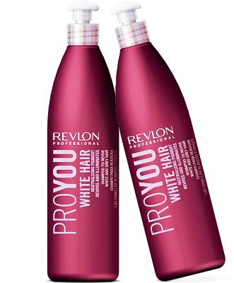 Шампунь для блондированных волос Revlon Professional Pro You White Hair Shampoo 350 мл