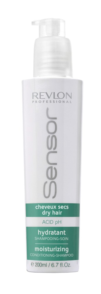 Шампунь-кондиционер увлажняющий SENSOR Shampoo Moisturizing