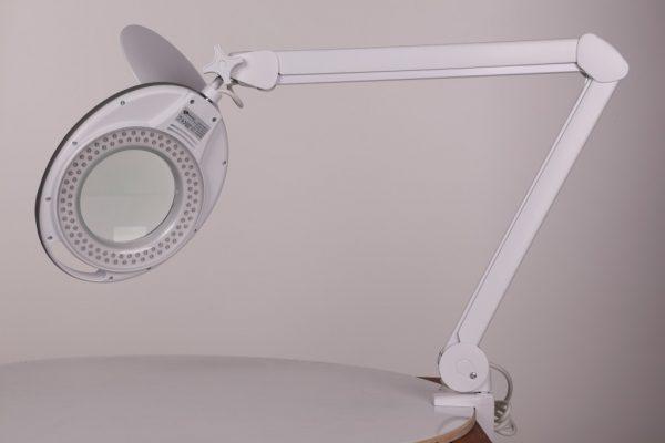 Лампа-лупа CQ-6027 LED — 3 диоптрии