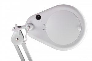 Лампа-лупа настольная мод.8066-8