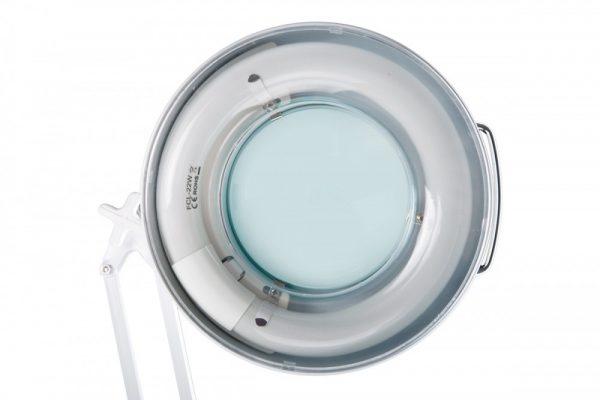 Лампа-лупа настольная мод.8064-3