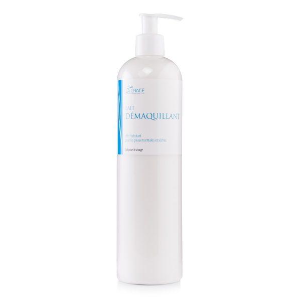 Молочко очищающее для нормальной и сухой кожи La Grace 500 мл