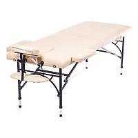 Двухсекционный алюминиевый складной стол PERFECTO