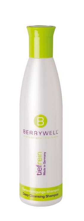 Шампунь для глубокой очистки волос BerryWell