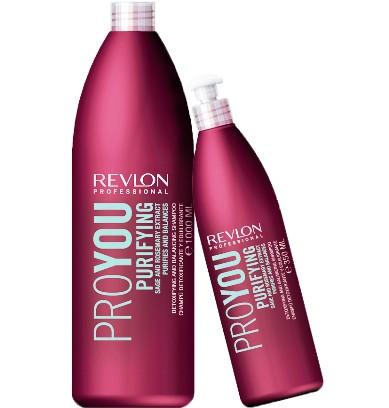 Очищающий шампунь для волос Revlon Professional Pro You Purifying Shampoo