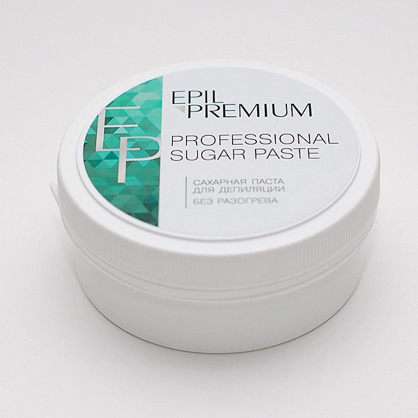Паста для шугаринга без разогрева EPIL PREMIUM Medium