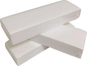 Бумага для депиляции Waxkiss полоски 100 шт
