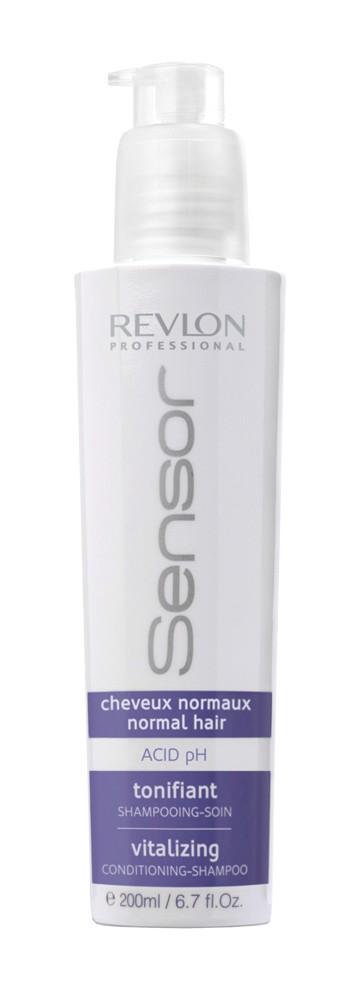 Шампунь-кондиционер восстанавливающий для нормальных волос SENSOR Shampoo Vitalizing