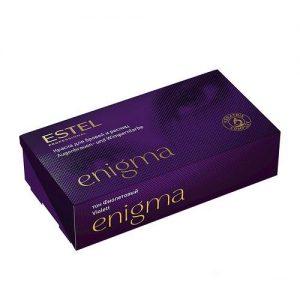 Краска для бровей и ресниц ESTEL фиолетовый набор ENIGMA