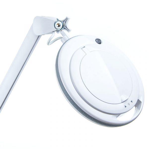 Лампа-лупа CQ-6017 LED — 3 диоптрии