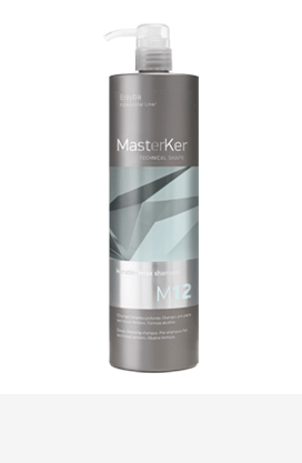 Очищающий шампунь Erayba MasterKer M12 Keratin Detox Shampoo 1000 мл