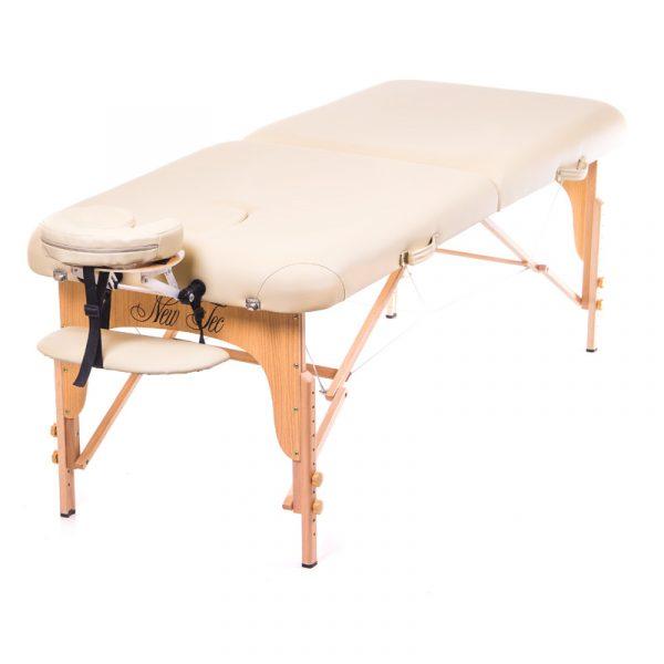 Двухсекционный деревянный складной стол MAXIMUM